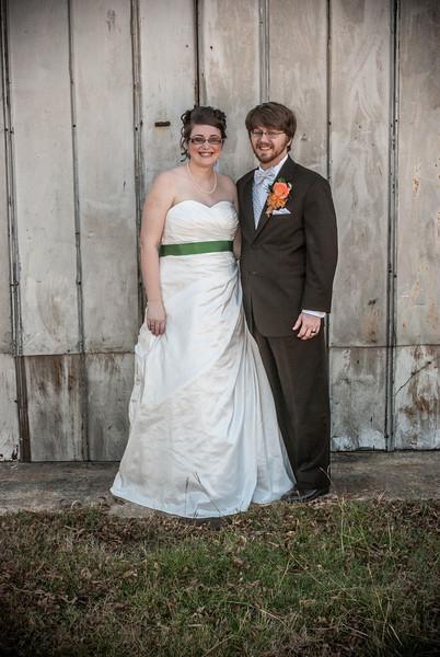 Wedding Day for Amanda & Scott