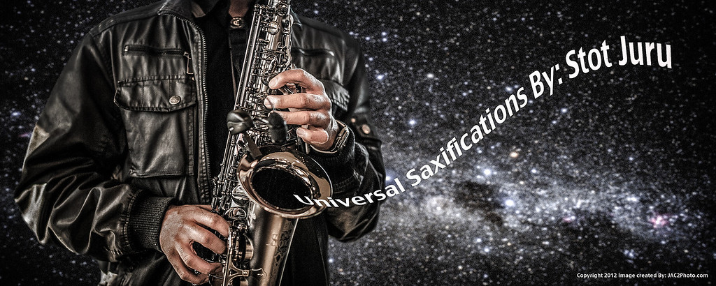No Rules Just Sax
