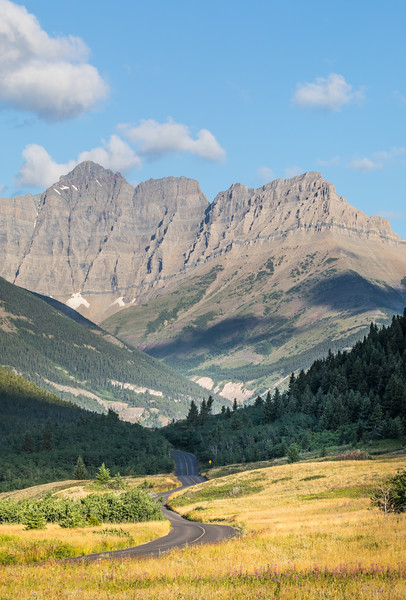 Waterton Region Canada