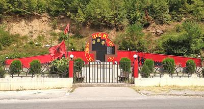 UCK mausoleum, Kosovo