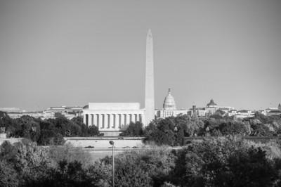 Washington DC: Monumental Autumn