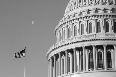 Washington DC: Capitol Sunrise