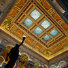Glorious Ceiling, Library of Congress - Washington DC