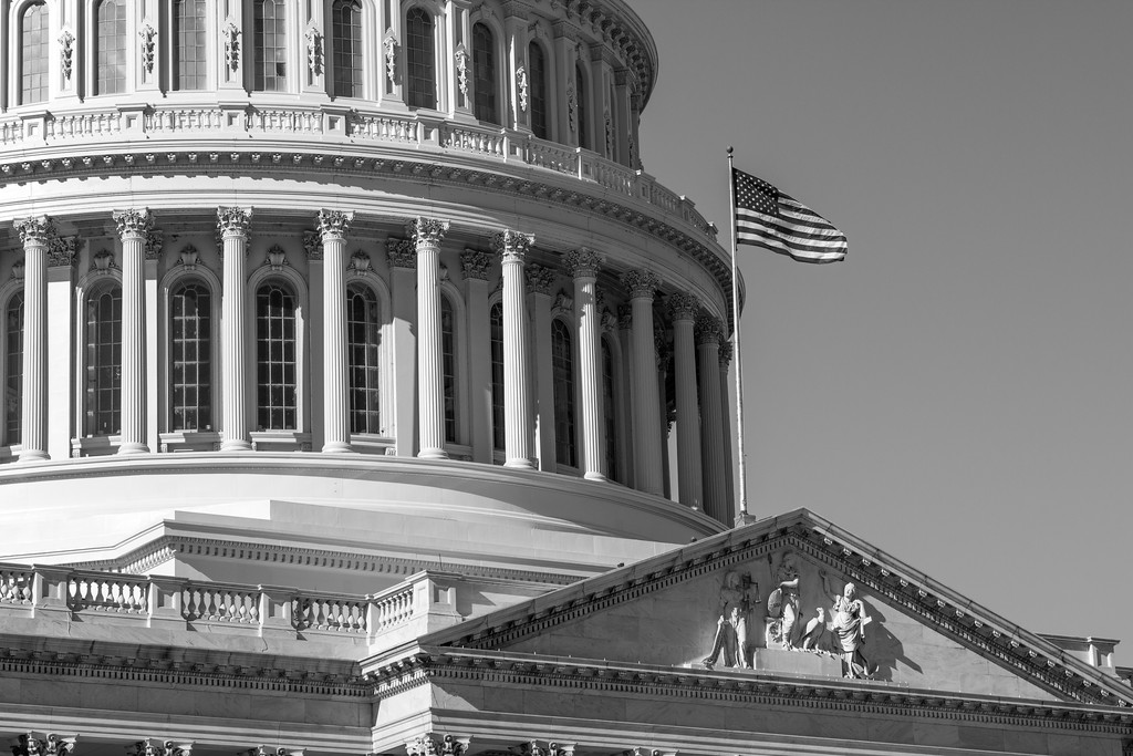 Capitol Dawn