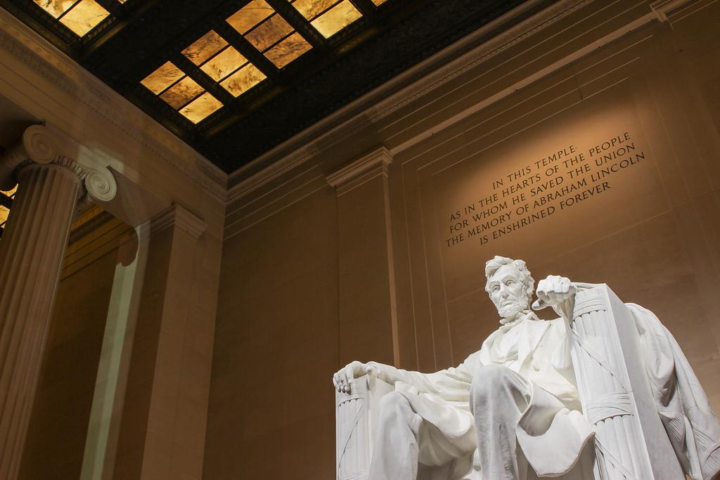 Lincoln Memorial at Night V2
