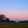 Capitol from the National Mall - Washington DC
