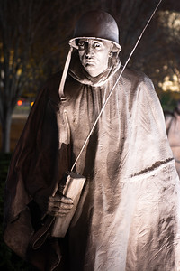 Korean War Memorial 2016