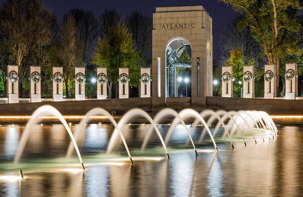 WWII Memorial 2016