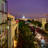 U.S. Capitol from the Newseum - Washington, DC