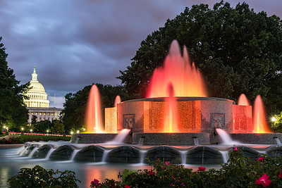 Capitol Fountain Sept 2017