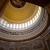 Framed Dome, United States Capitol - Washington DC