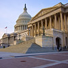 Classic Architecture, United States Capitol - Washington DC