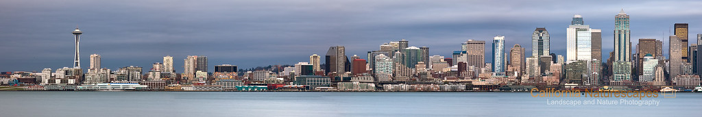 """Seattle Skyline"" <br>Location: Seattle, Washington."