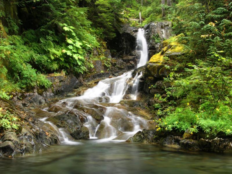 Lower Olallie Falls