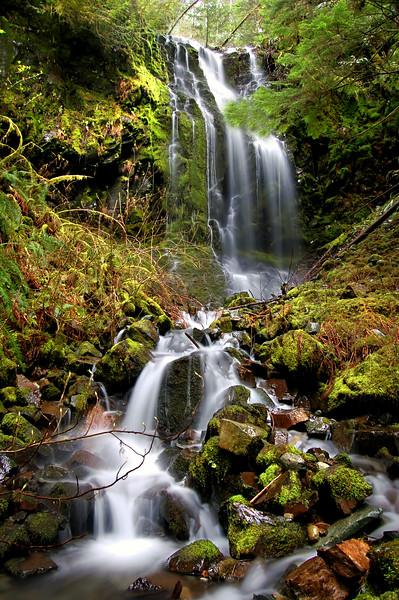 Sajon Falls