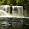 Upper Lewis River Falls
