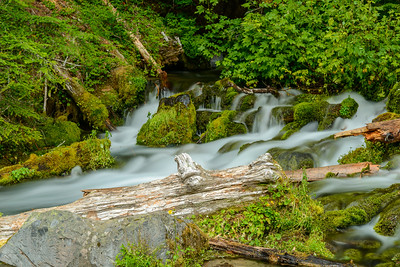 Big Spring Creek, Washington