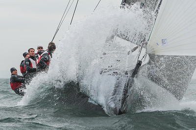 30/03/2012 - Cascais (POR) - RC44 - D3 Fleet Racing - © Ricardo Pinto - www.rspinto.com