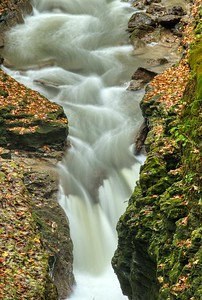 The Narrows of Clifton Gorge