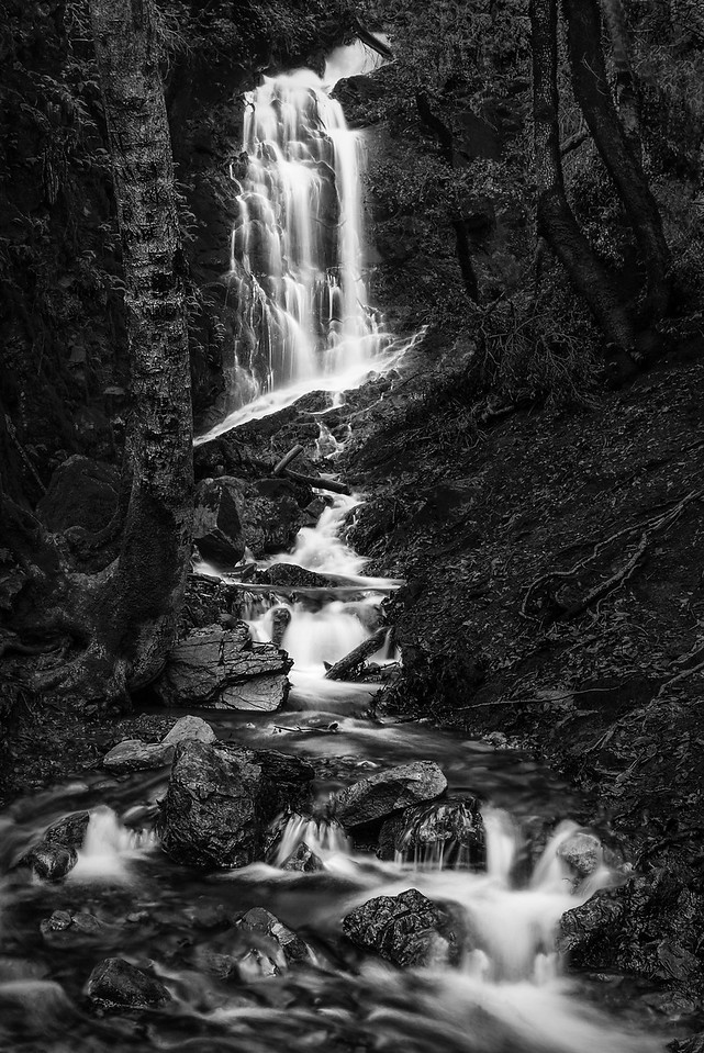 Black Rock Falls - Plate 2