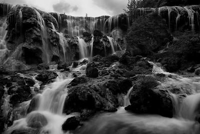 Flowing water VI