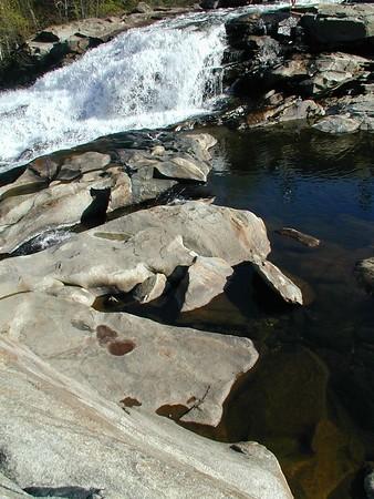 Massachusetts Waterfalls