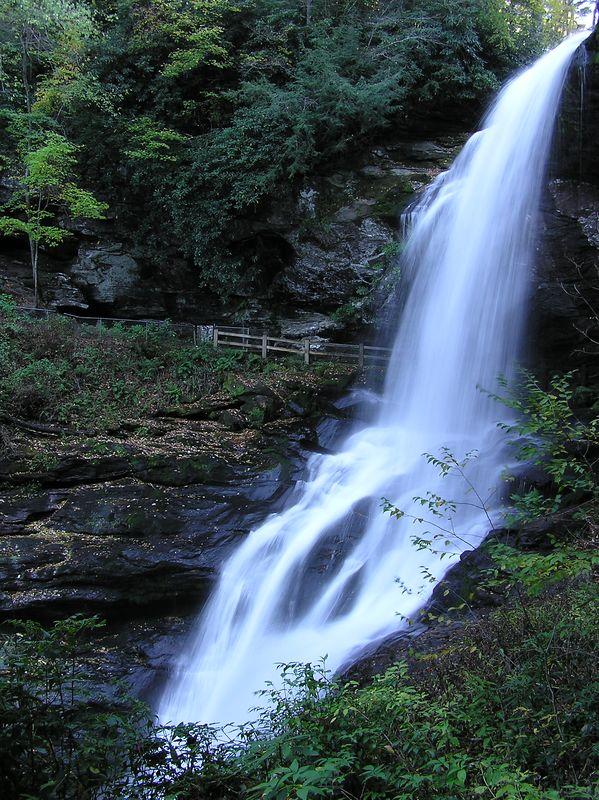Dry Falls in mid-October