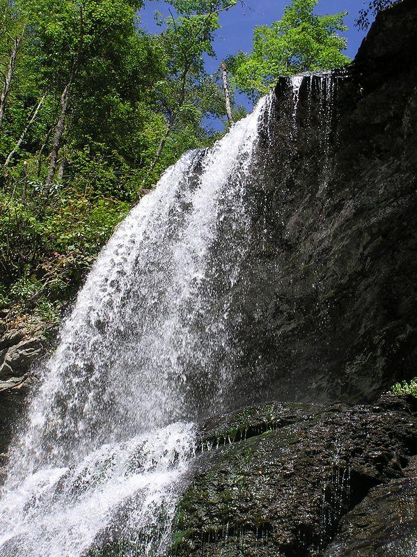 Cascade Falls, Pembroke VA