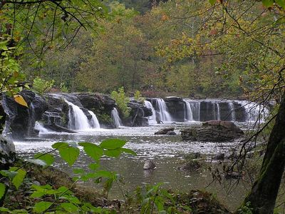 West Virginia Waterfalls
