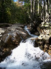 Above The Basin Falls 2- Franconia Notch State Park, NH