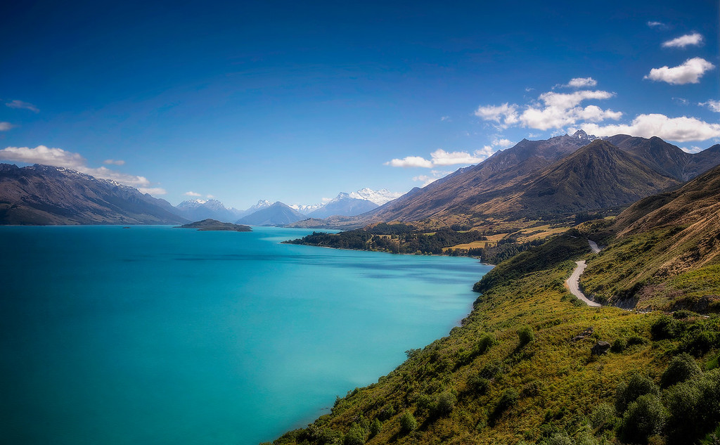 The Lake Wakatipu Blues