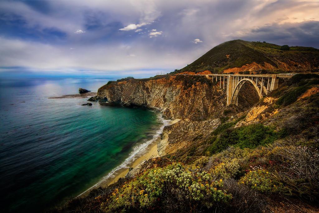 Bridging Land & Sea