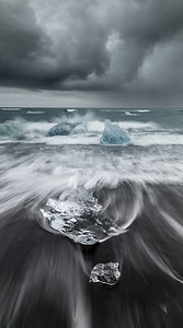 Ice streak