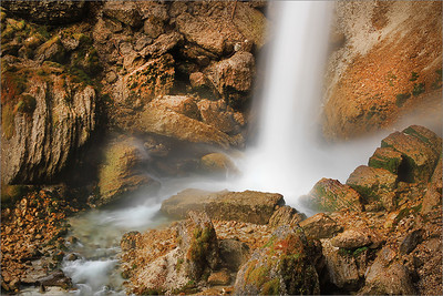 Peričnik waterfall