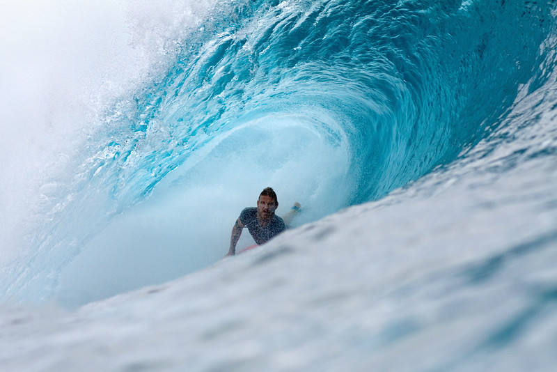 Andre Botha at Pipeline