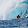 Jared Houston at Pipeline