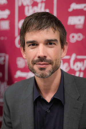 Christopher Gorham at the Utah premiere of We Love You Sally Carmichael.