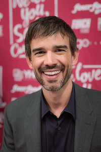 Christopher Gorham at the Utah premeire of We Love You Sally Carmichael.