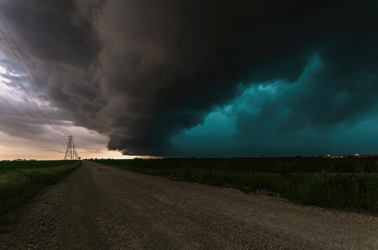 Central Texas, USA