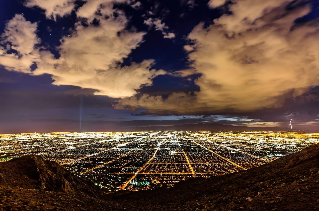 Desert Lights