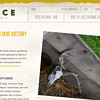 SPICE Restaurant Web Page
