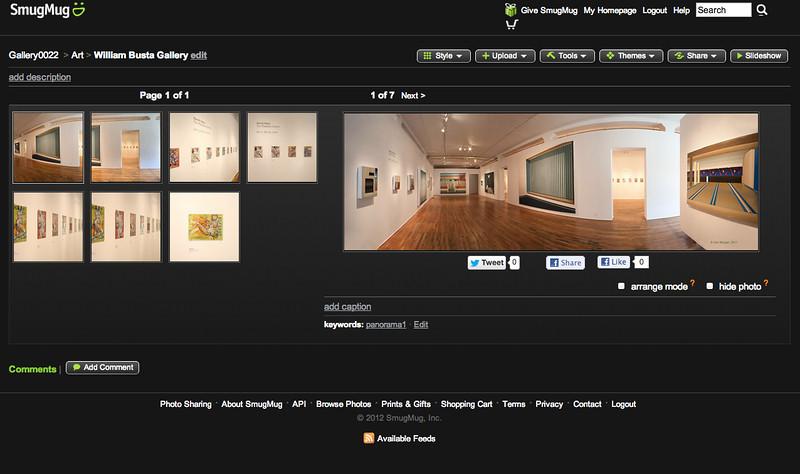 William Busta Gallery on SmugMug