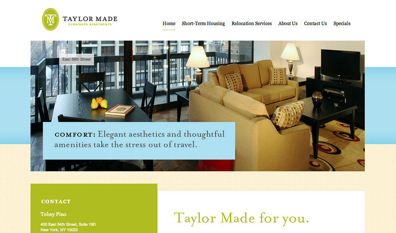 Taylor Made Furnished Apartments