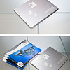 Wetixel Year 1 Packaging::<br /> Role: Designer<br /> <br /> Anodized aluminum, laser engraved box to protect and archive 4 issues of Wetpixel Quarterly.