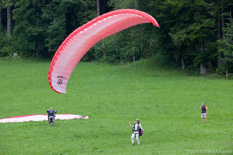 Ergon - Events - Gleitschirmfliegen