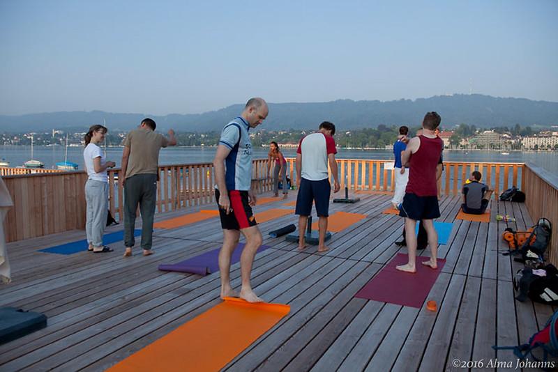 Ergon - Events - Yoga