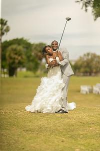 Samuel  & Sureatha Seamster  Wedding Story