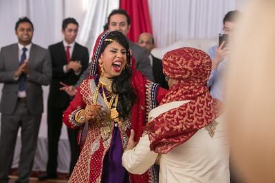 Rashida & Shihab Naeem Bangladeshi Wedding