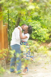Camille & Kevaughn Engagement Story