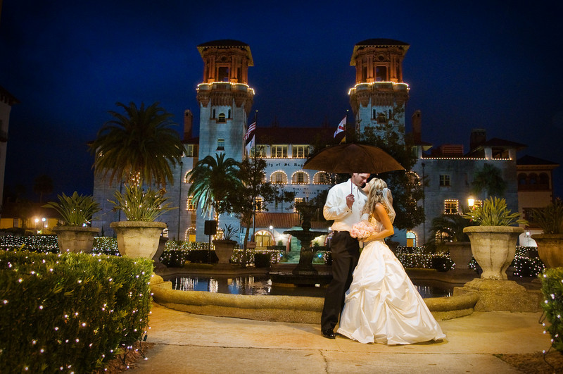 Ansley and Brian's St. Augustine Wedding